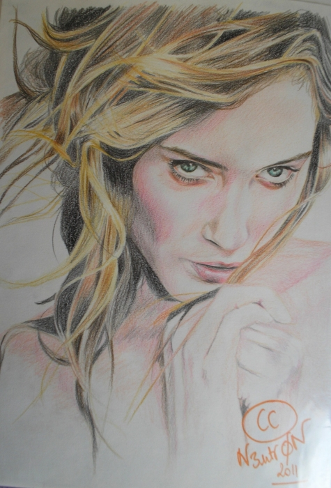 Nora Arnezeder by jumellecc